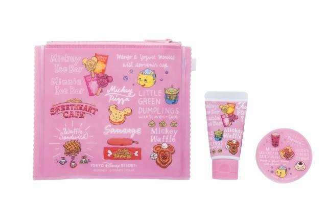 ハンドクリーム&リップバーム 2,200円(c)Disney