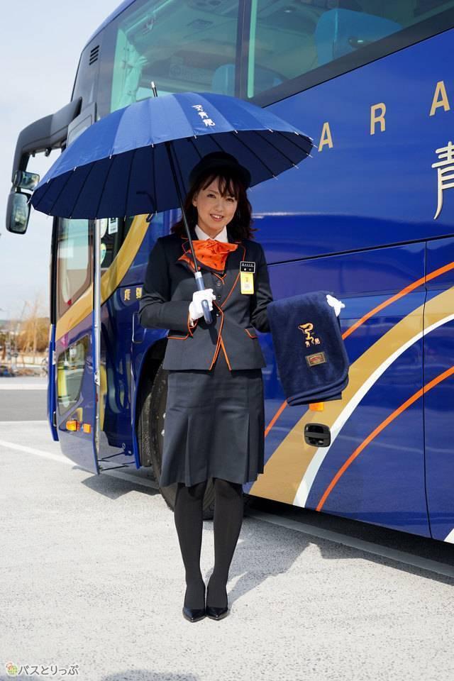 傘とブランケット
