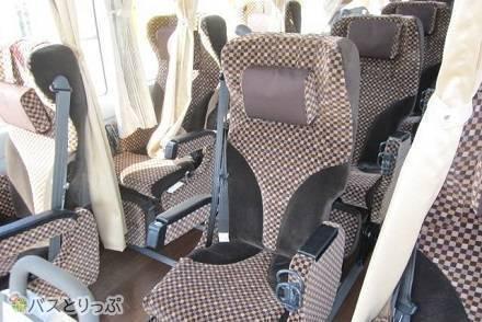 1位は『【JRバス東北】高速バスの3列シート車両を紹介!』バスとりっぷ週間記事ランキング 2/20~2/26