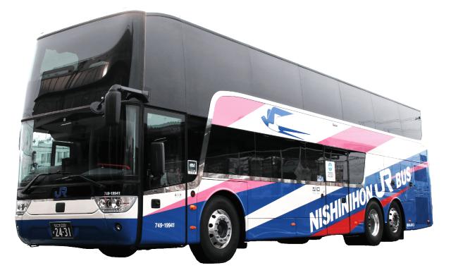 新型「スカニア製」2階建てバス
