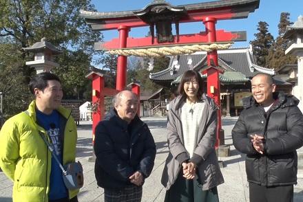 2/29放送 「タカトシ温水の路線バスで!」やきとりの町 東松山〜裏川越