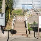 高速厚木バス停(くだり)入り口