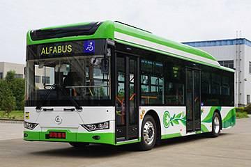 e-City L10 大型路線電気バス(アルファバス)