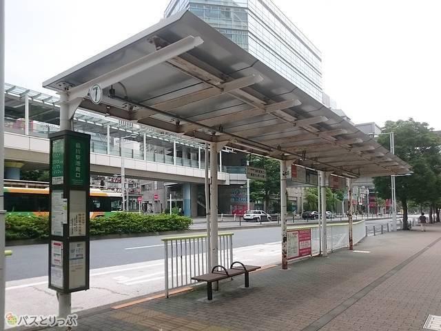品川駅港南口7番(ストリングスホテル東京インターコンチネンタル)