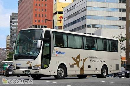 1位は『西鉄バス 福岡・北九州~東京線「はかた号」7/1から新型車両を導入』バスとりっぷ週間記事ランキング 6/25~7/1