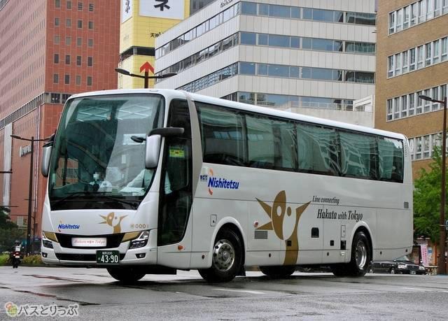 現在の「はかた号」専用車両(写真追加:2020.07.17)