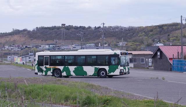 北海道北見バスの路線バス