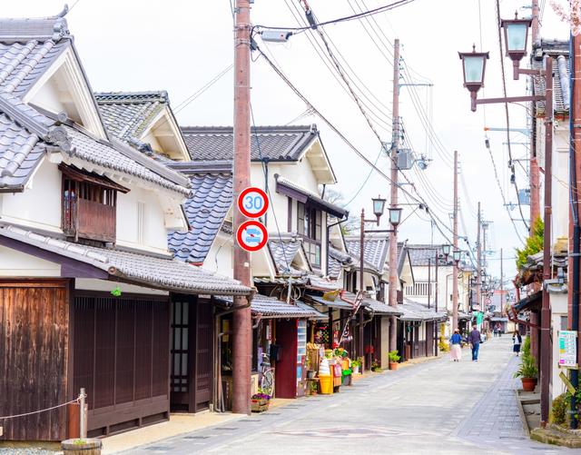 篠山城下町(イメージ)