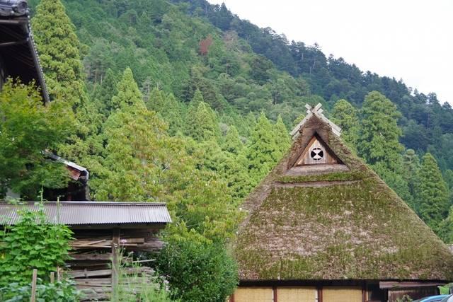 美山かやぶきの里(イメージ)