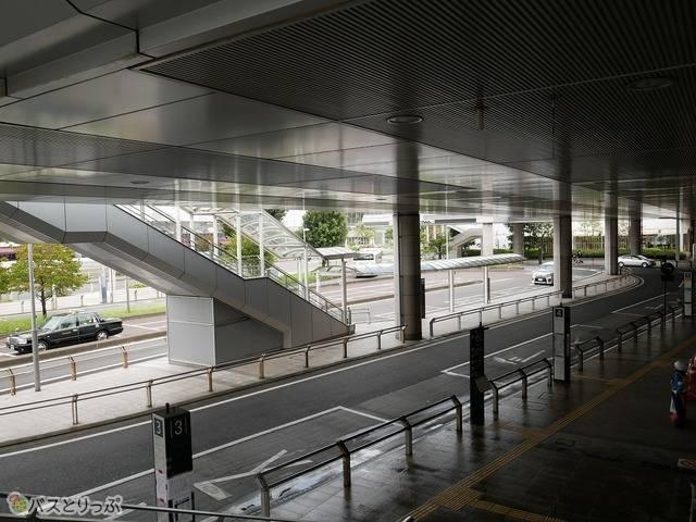 さいたま新都心駅東口バス停