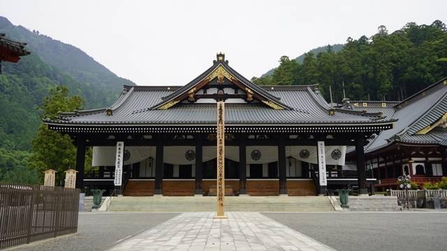 身延山久遠寺 ※イメージ
