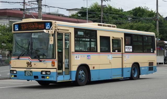 2005年式いすゞLVワンステップ