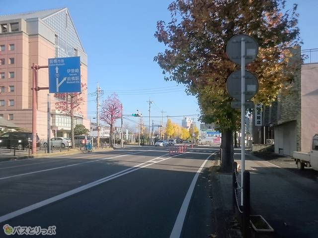 nパーキング新前橋へのアクセス