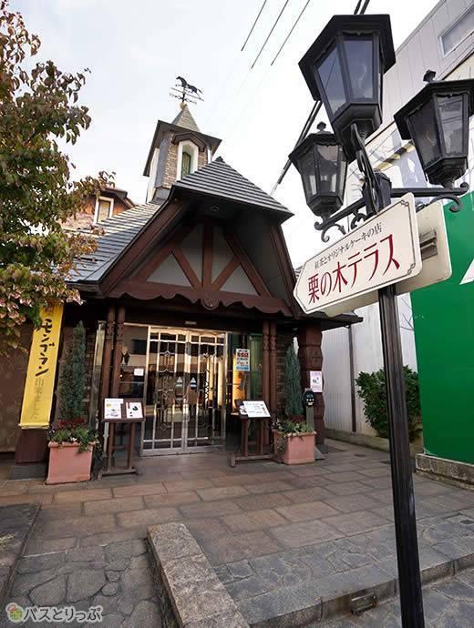 小布施で人気のケーキと紅茶専門店